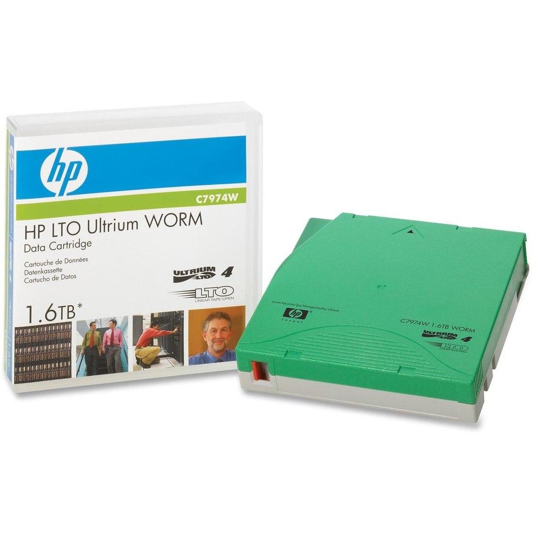 HPE Data Cartridge LTO-4 - WORM