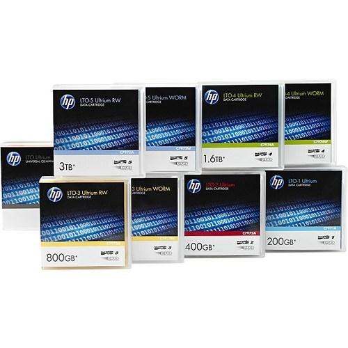 HP Data Cartridge LTO-5 - 20 Pack