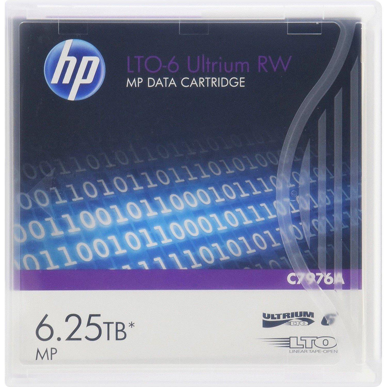 HPE Data Cartridge LTO-6 - 1 Pack
