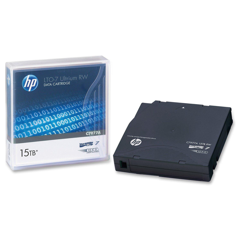 HPE Data Cartridge LTO-7 - Rewritable - 1 Pack