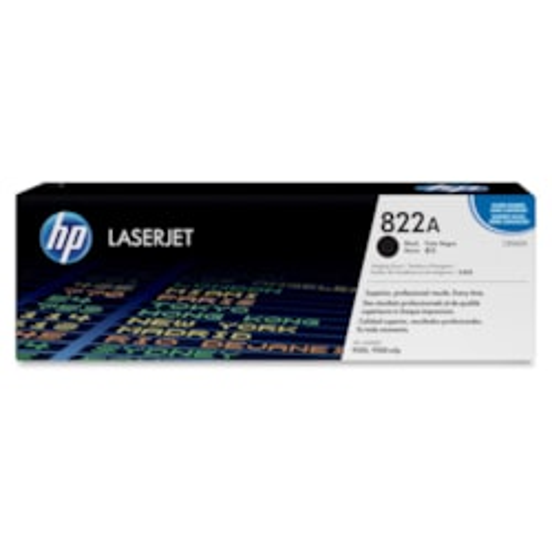 HP 822A Laser Imaging Drum - Black