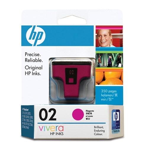 HP 2 Original Ink Cartridge - Magenta