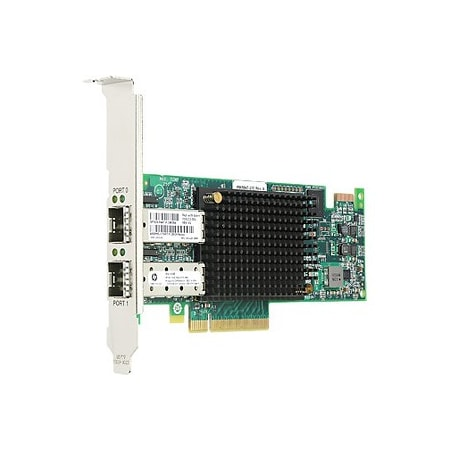 HPE StoreFabric SN1100E Fibre Channel Host Bus Adapter - Plug-in Card