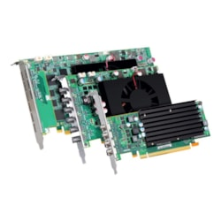 Matrox C-Series C900 Graphic Card - 4 GB GDDR5 - Full-height - Single Slot Space Required