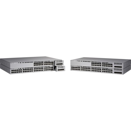 Cisco Catalyst C9200L-48PXG-4X 48 Ports Manageable Ethernet Switch