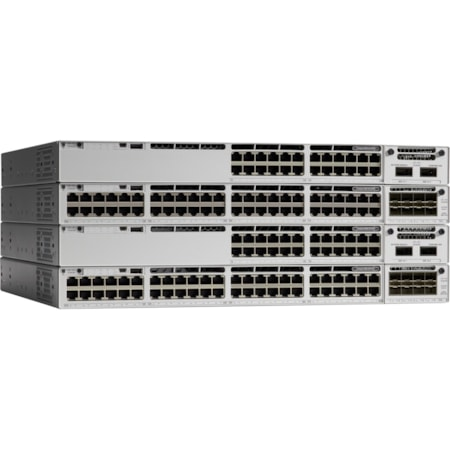 Cisco Catalyst C9300-48UXM-A 48 Ports Manageable Ethernet Switch