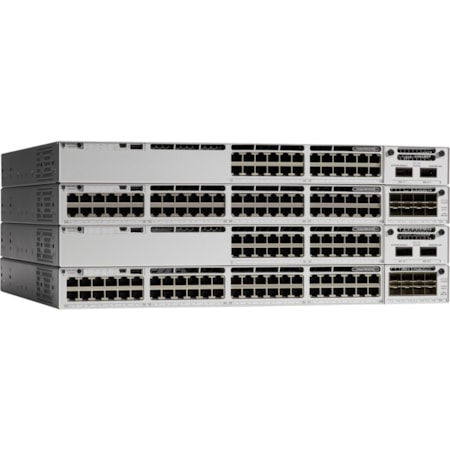 Cisco Catalyst C9300-48UXM-E 48 Ports Manageable Ethernet Switch