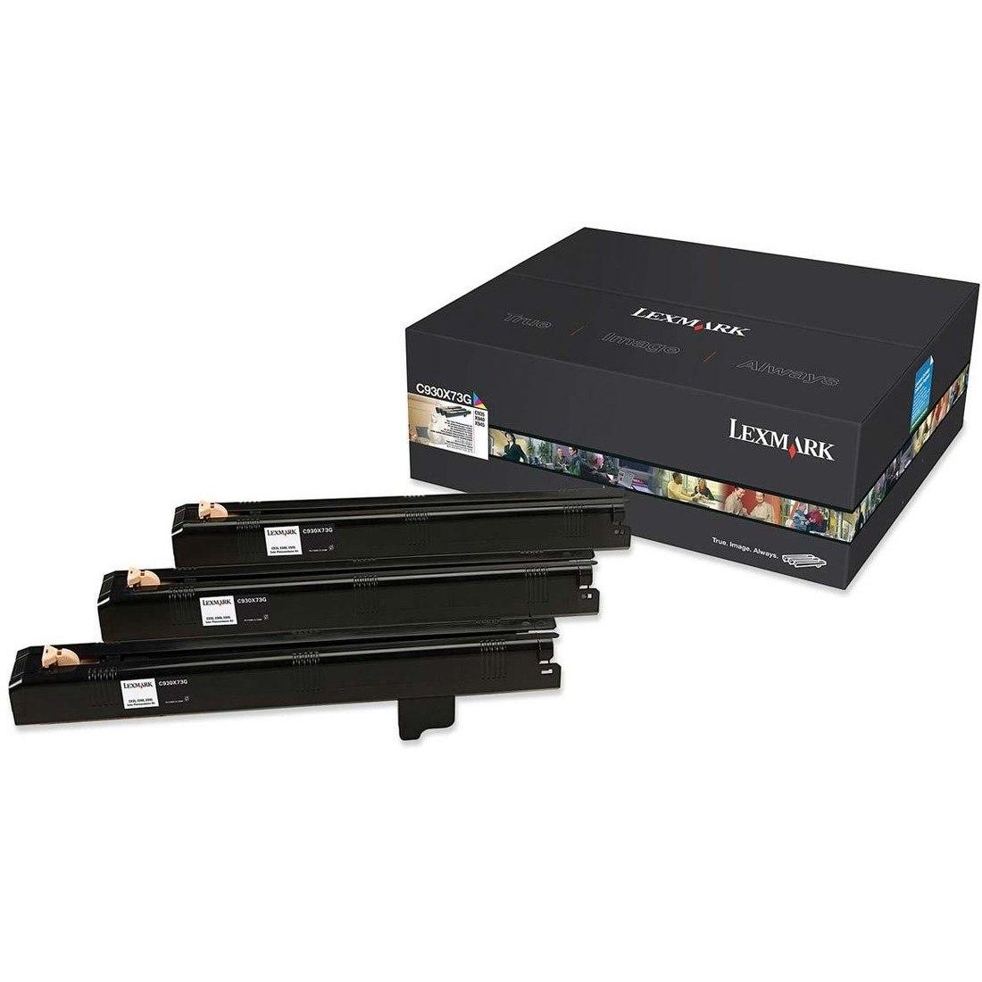 Lexmark C930X73G Laser Imaging Drum - Cyan, Magenta, Yellow