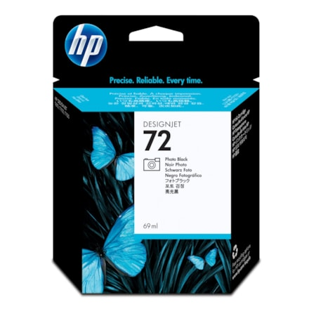HP 72 Original Ink Cartridge - Photo Black