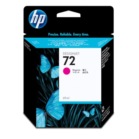 HP 72 Original Ink Cartridge - Magenta