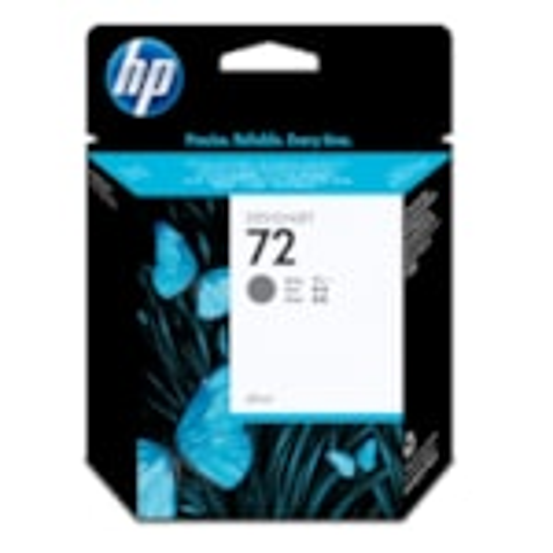 HP 72 Original Ink Cartridge - Grey