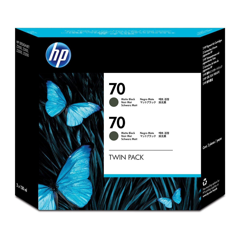 HP 70 Ink Cartridge - Matte Black