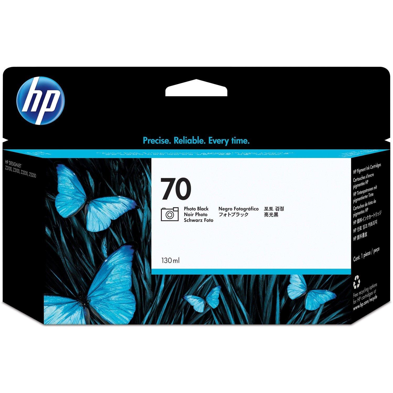 HP 70 Original Ink Cartridge - Photo Black