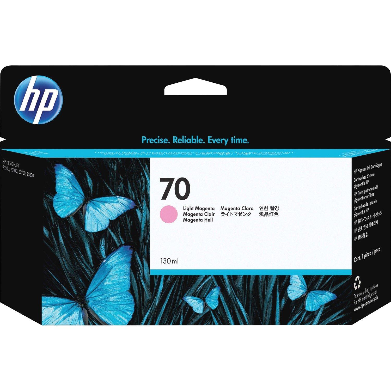 HP 70 Original Ink Cartridge - Light Magenta