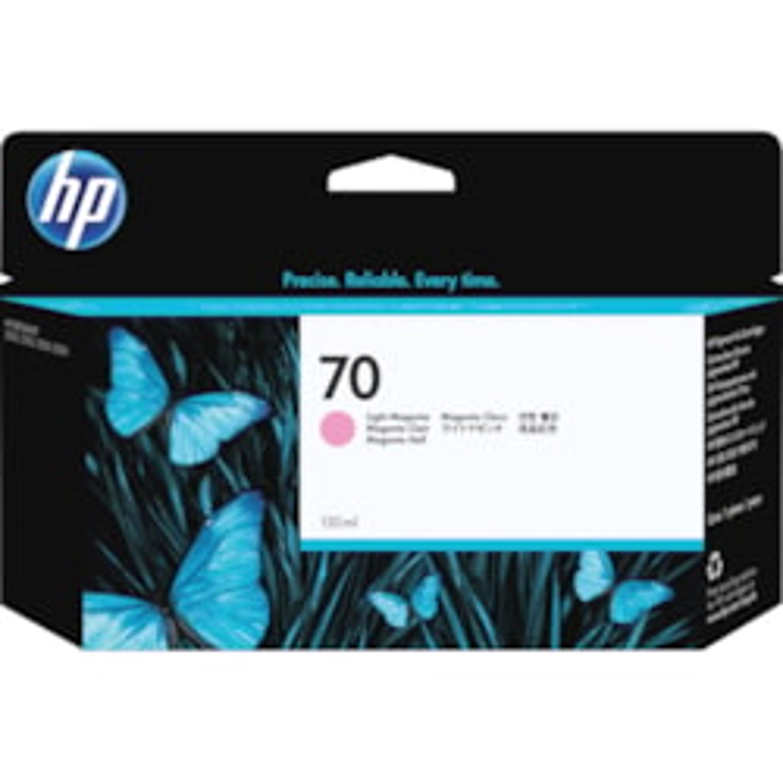 HP 70 Ink Cartridge - Light Magenta