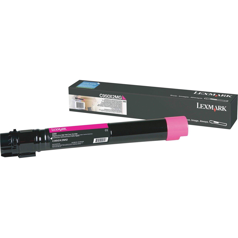 Lexmark C950X2MG Original Toner Cartridge - Magenta