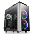 Thermaltake Level Level 20 GT RGB Plus Gaming Computer Case - Mini ITX, Micro ATX, ATX, EATX Motherboard Supported - Full-tower - SPCC, Tempered Glass - Black - 20.10 kg