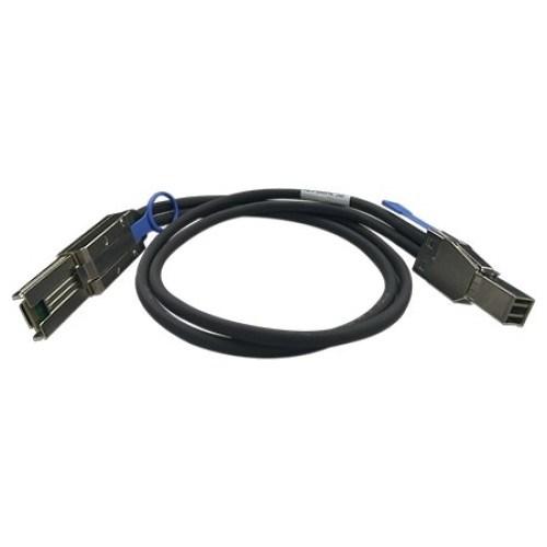 QNAP CAB-SAS10M-8644-8088 1 m Mini-SAS Data Transfer Cable