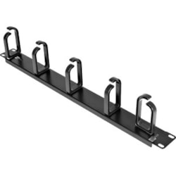 StarTech.com Cable Management Panel - 1 Pack - TAA Compliant