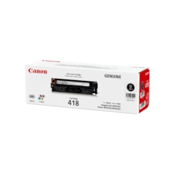 Canon CART418BK Toner Cartridge - Black
