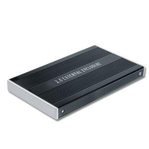 LASER CASE-2S Drive Enclosure External - Black, Silver