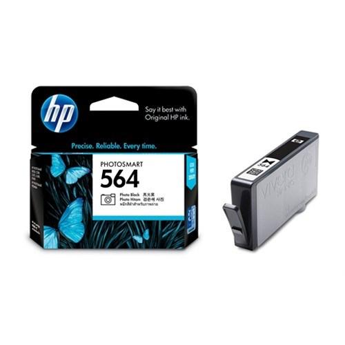 HP 564 Original Ink Cartridge - Photo Black
