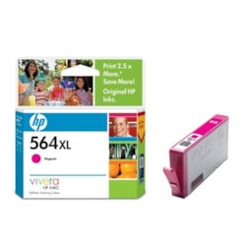 HP 564XL Original Ink Cartridge - Magenta