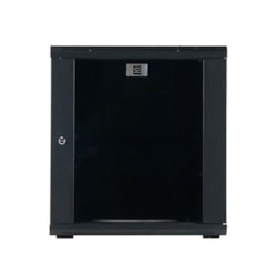 Serveredge 12Ru Fully Assembled Hinged Wall Mounted Cabinet