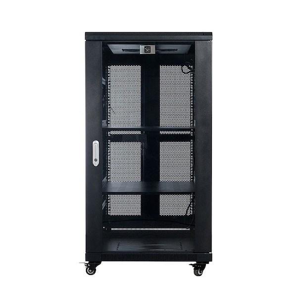 Serveredge 22Ru Fully Assembled Free Standing Server Cabinet