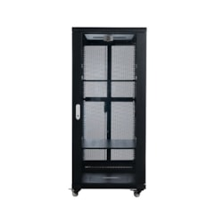 Serveredge 27Ru Fully Assembled Free Standing Server Cabinet