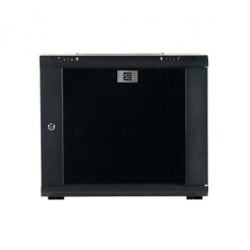 Serveredge 9Ru Fully Assembled Hinged Wall Mounted Cabinet