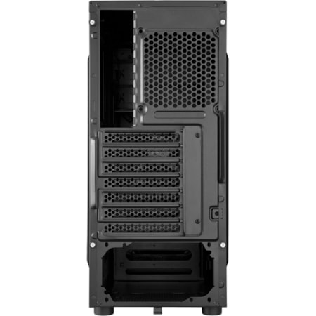 Corsair Carbide SPEC-01 Gaming Computer Case - ATX, Micro ATX, Mini ITX Motherboard Supported - Mid-tower - Steel - Black - 4.80 kg