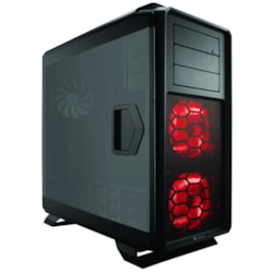 Corsair Graphite 760T Computer Case - Mini ITX, Micro ATX, ATX, EATX, XL-ATX Motherboard Supported - Full-tower - Steel, Plastic - Black - 11.20 kg