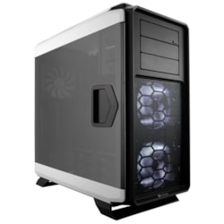 Corsair Graphite 760T Computer Case - Full-tower - Black, White