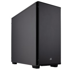Corsair Carbide 270R Computer Case - Mini ITX, Micro ATX, ATX Motherboard Supported - Mid-tower - Steel - Black - 7.12 kg