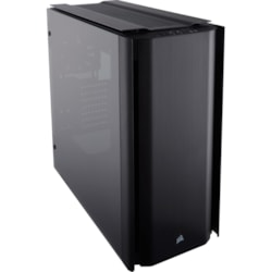 Corsair Obsidian 500D Computer Case - EATX, ATX, Micro ATX, Mini ITX Motherboard Supported - Mid-tower - Tempered Glass, Aluminium