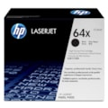 HP 64X Original Toner Cartridge - Black