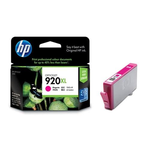 HP 920XL Original Ink Cartridge - Magenta