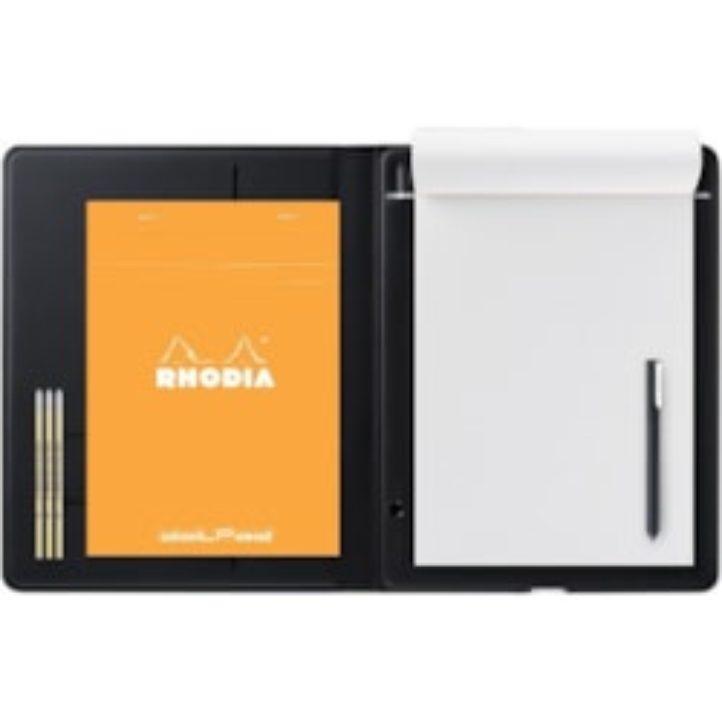 Wacom Bamboo Folio CDS810G Wireless - Digital Notepad - Dark Grey
