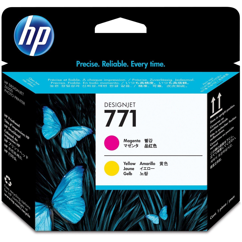 HP 771 Original Printhead - Magenta