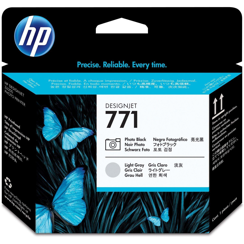 HP 771 Original Printhead - Photo Black