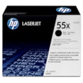 HP 55X Toner Cartridge - Black