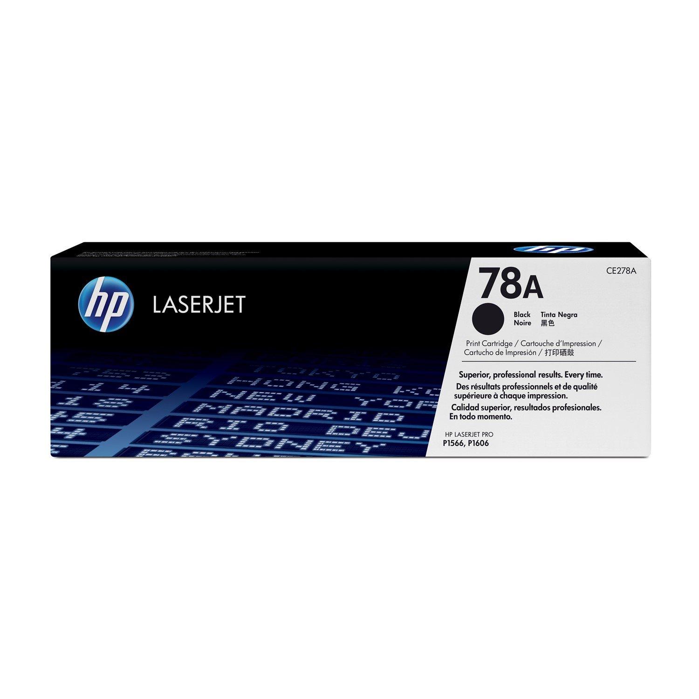 HP 78A Toner Cartridge - Black