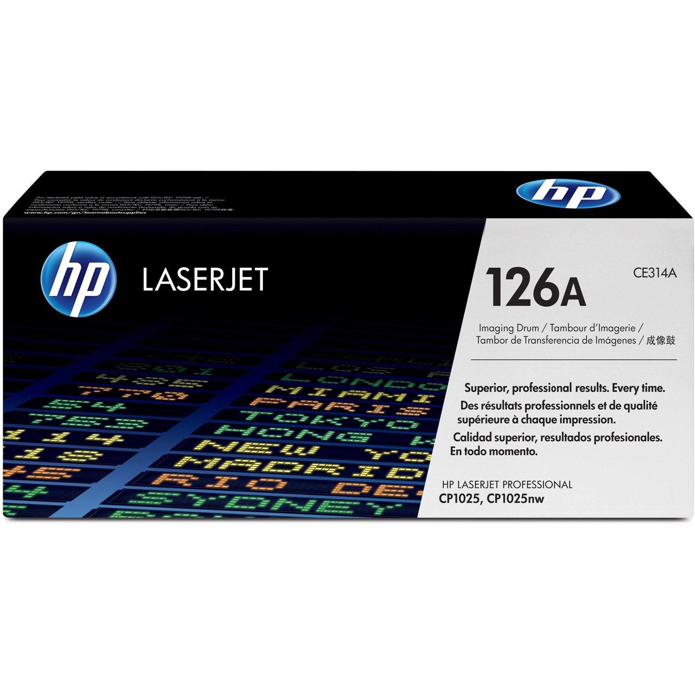 HP 126A Laser Imaging Drum - Black, Colour