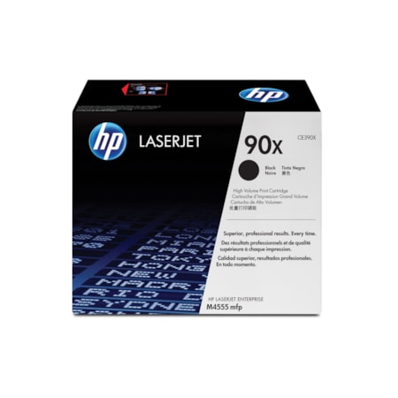 HP 90X Original Toner Cartridge - Black