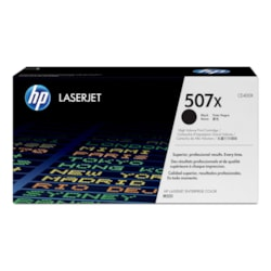 HP 507X Original Toner Cartridge - Black