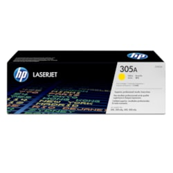 HP 305A Original Toner Cartridge - Yellow