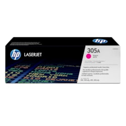 HP 305A Original Toner Cartridge - Magenta