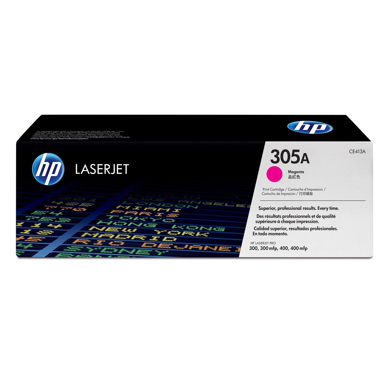 HP 305A Original Toner Cartridge - Magenta