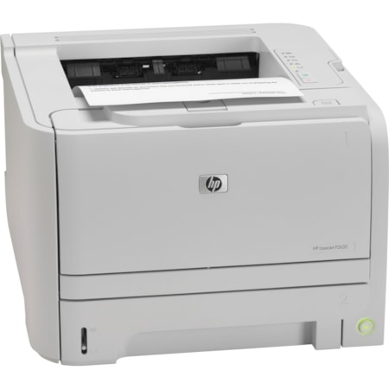 HP LaserJet P2035 Laser Printer - Monochrome - Plain Paper Print - Desktop
